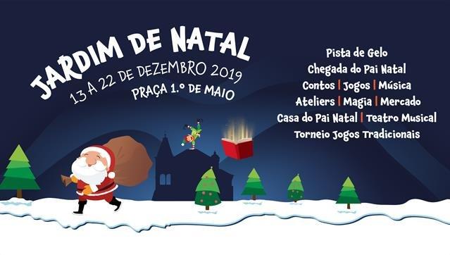 Jardim de Natal 2019