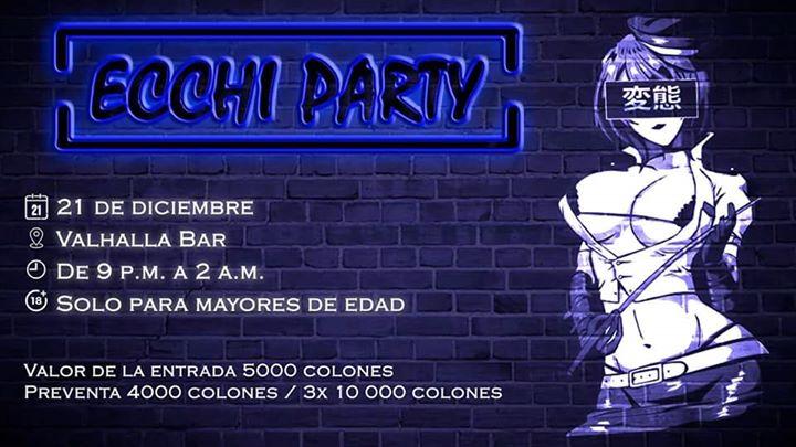 Ecchi Party!!!