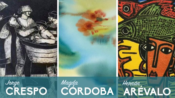 Inauguración de Exposición: Acercate al Arte