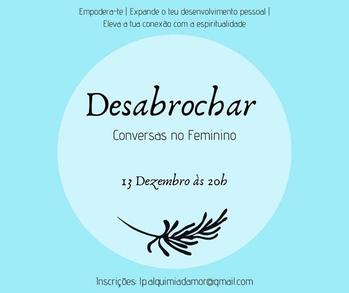 Desabrochar - Conversas no Feminino