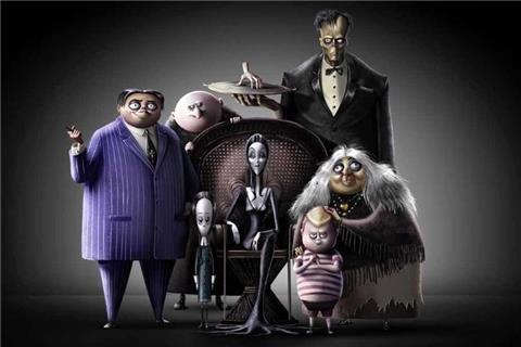 Cinema :: A Família Addams (Versão Portuguesa)