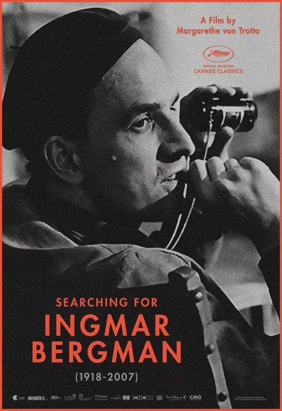 "Cine Filmoteca: ""Entendiendo a Ingmar Bergman"""
