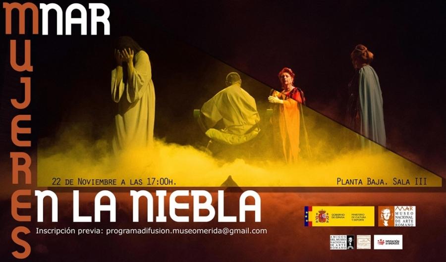 'Mujeres en la niebla' en el MNAR