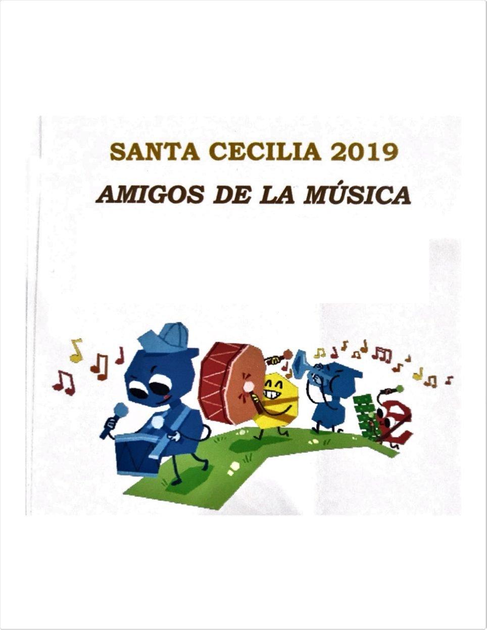 Los amigos de la música festejan a Santa Cecilia