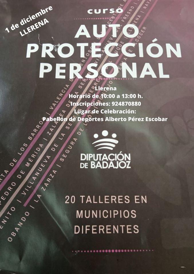 Curso gratuito para mujeres de Autoprotección Personal