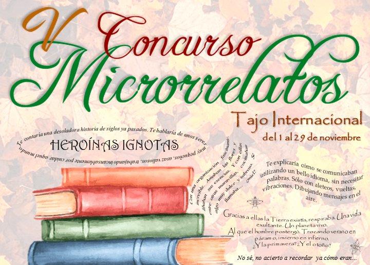Entrega de Premios del V Concurso de Microrrelatos