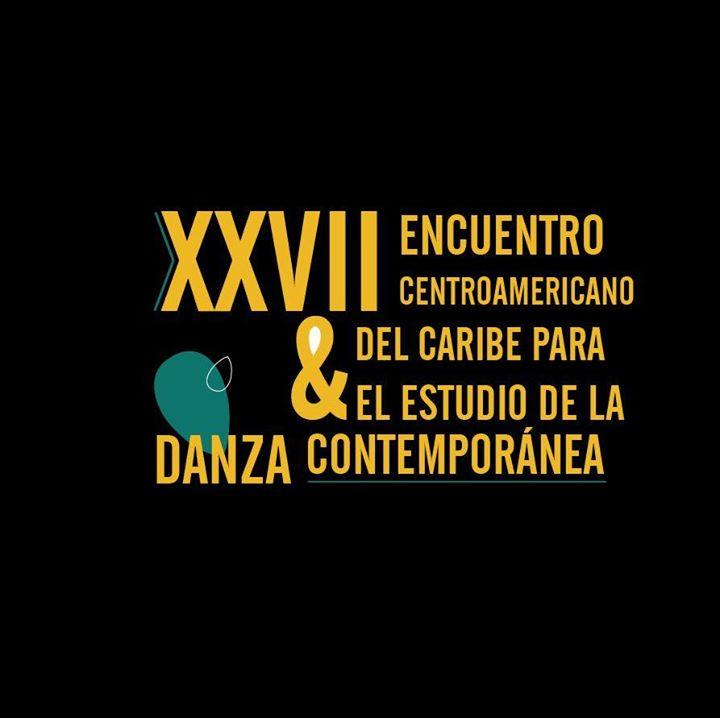 XXVII Encuentro Centroamericano y Caribe para Estudio de Danza