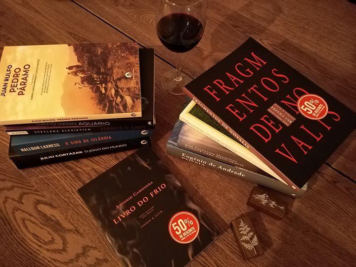 Feira do Livro Nocturna na Flâneur