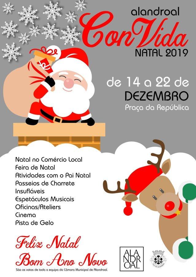 Alandroal ConVida - Natal 2019