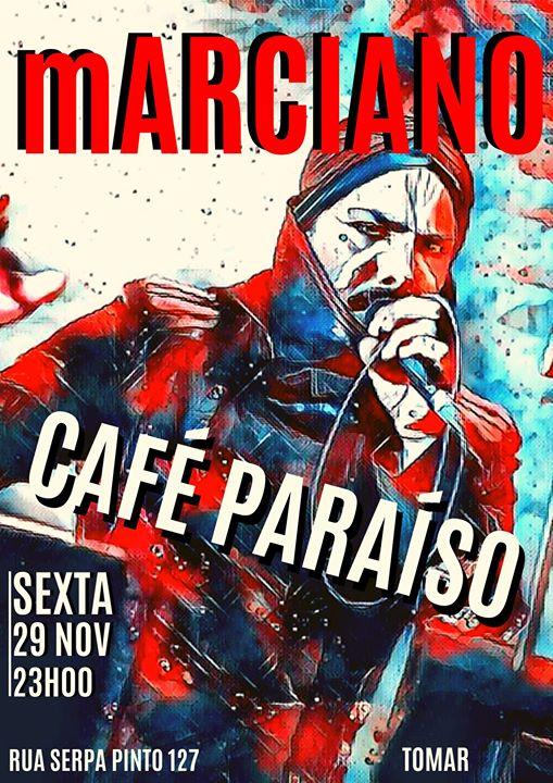 Marciano - Café Paraíso (Tomar)