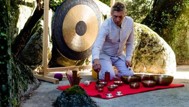Ulf Ding, Concerto Meditativo - som que cura