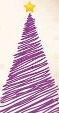 Árvore de Natal solidária