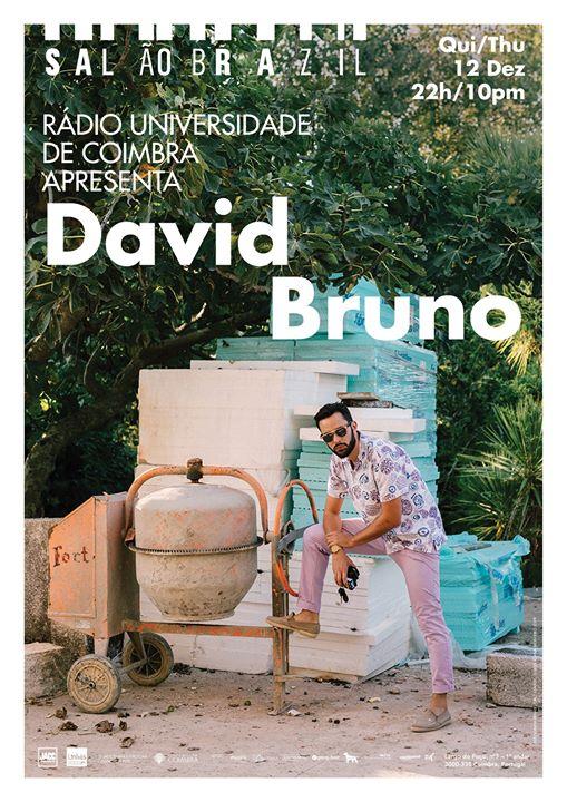 A RU( apresenta: David Bruno