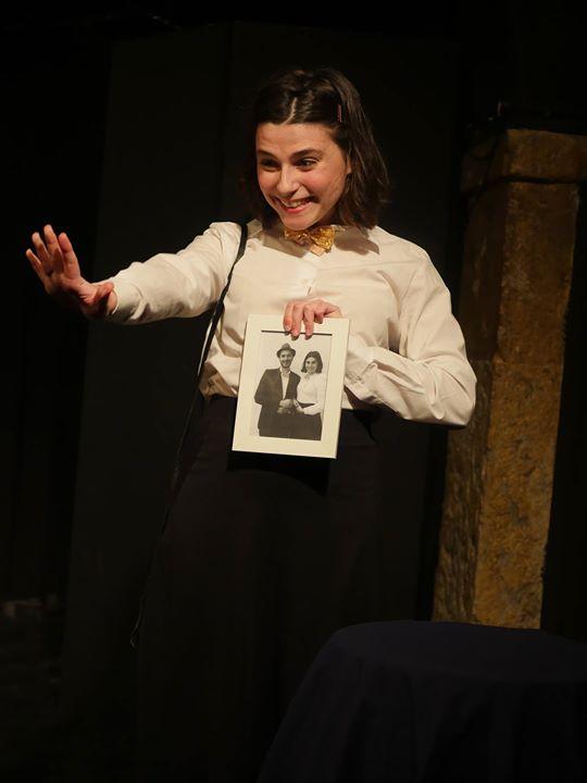 Workshop Teatro do Gesto: Cinema Mudo, com Charly Magonza