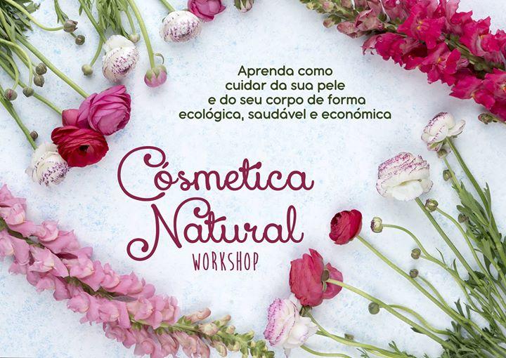Cosmética Natural | Workshop