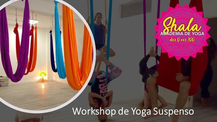 Workshop Yoga Suspenso