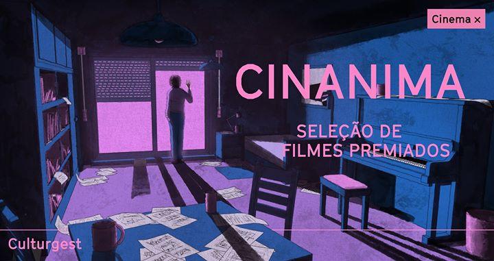 Cinema x Seleção de filmes premiados Cinanima