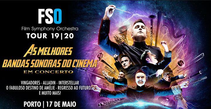 Film Symphony Orchestra - A melhor música do cinema