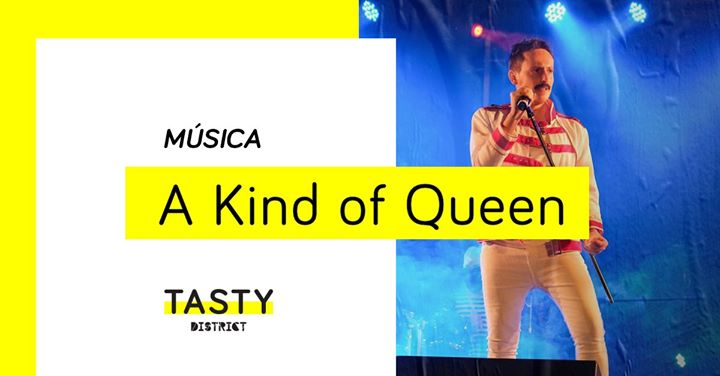 Música Tributo | A Kind Of Queen