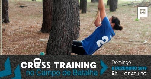 Cross Training - Domingos Fit - Gratuíto