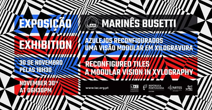 Exposição de Marinês Busetti - Galeria LAR - Lagos, Portugal