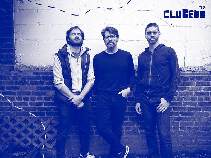 Clubedo | Ohad Talmor Trio