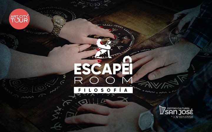 Art City Tour: Escape Room Filosofía