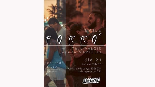 Baile de Forró /\ SHE