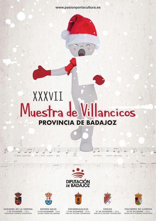 37ª Muestra de Villancicos (fase 3)   Esparragalejo