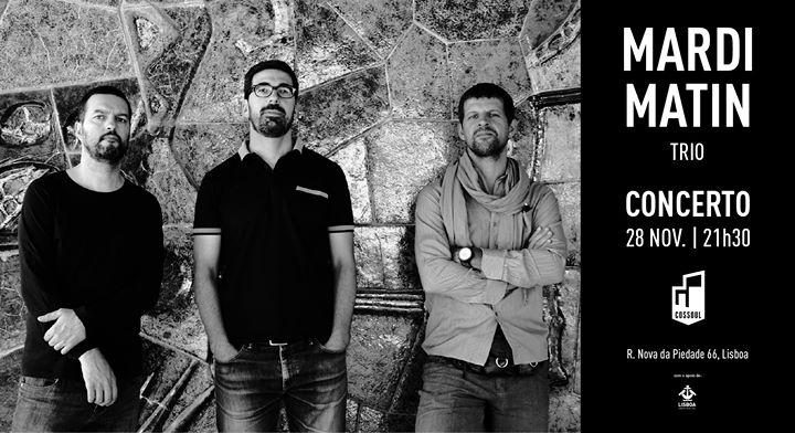 Mardi Matin Trio – Concerto