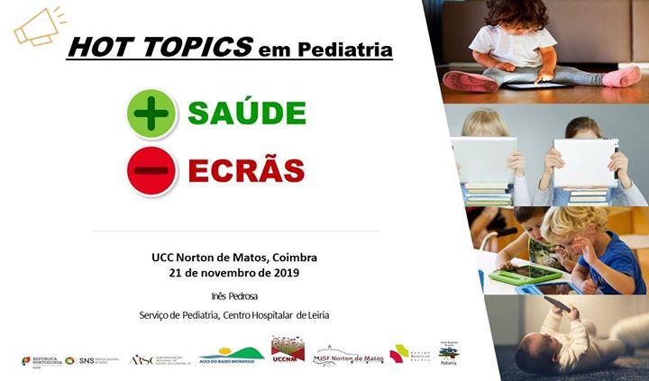 Hot Topics em Pediatria