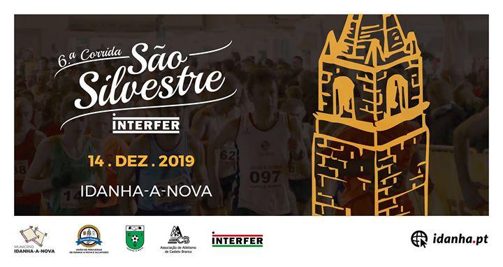 6.ª Corrida São Silvestre Interfer SA. Idanha-a-Nova