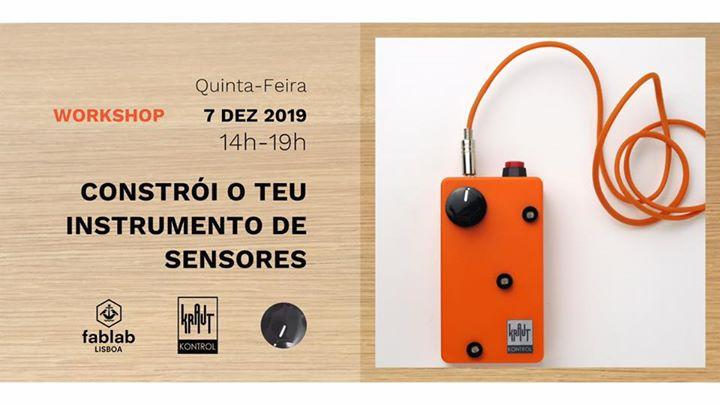ESGOTADO - Constrói o teu Instrumento Musical de Sensores
