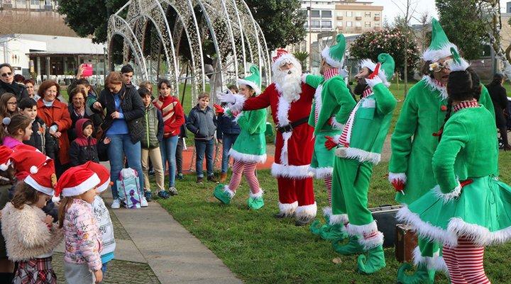 Jardim Encantado: 'Os Elfos do Natal Passado'