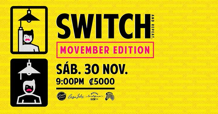 Switch Movember Edition