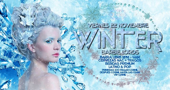 Winter - Viernes 22 Nov