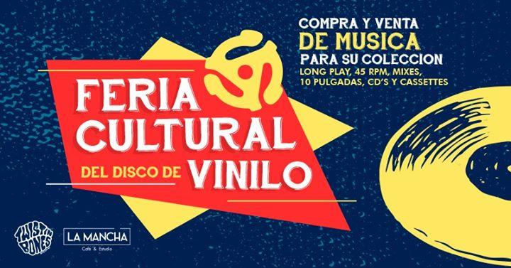 Feria Cultural Del Disco de Vinilo