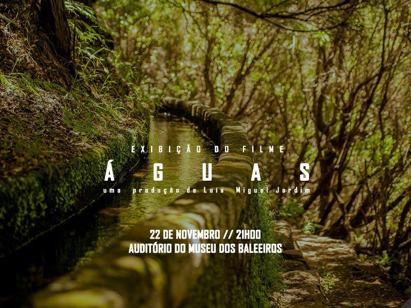 Museu do Pico apresenta o filme 'Águas'