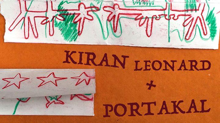 ATR apresenta: Kiran Leonard + Portakal