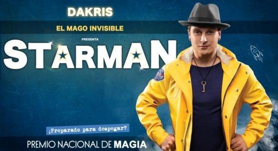 DAKRIS, EL MAGO INVISIBLE