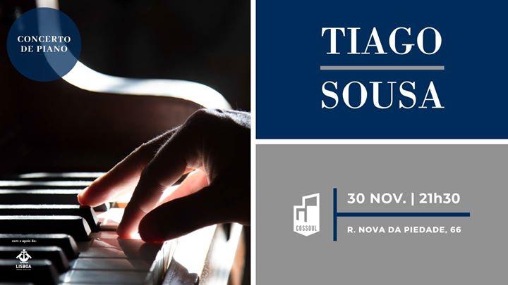Tiago Sousa – Concerto de Piano