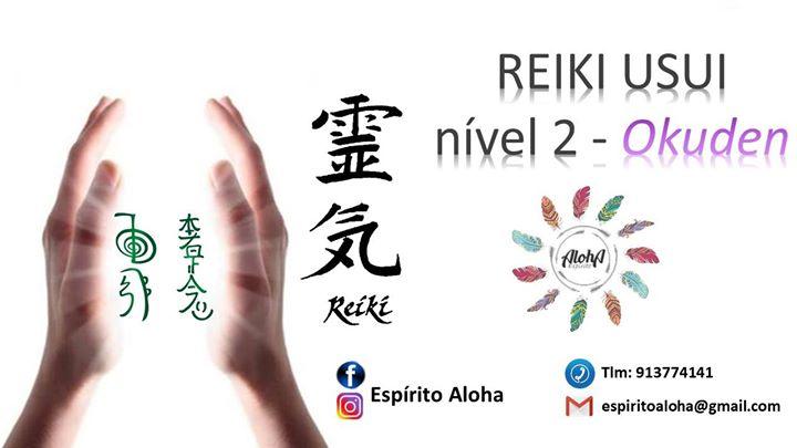 Curso Reiki Nível 2 - A Transformação - Odivelas
