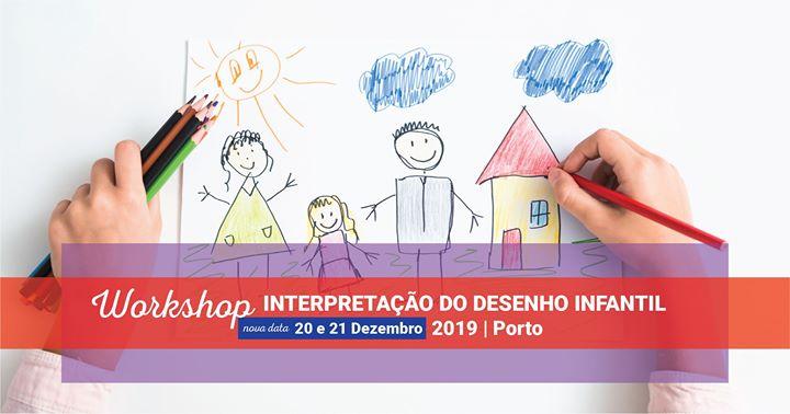 Workshop Interpretação do Desenho Infantil