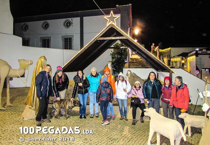 Miradouros, presépio e luzes de Natal em Palmela