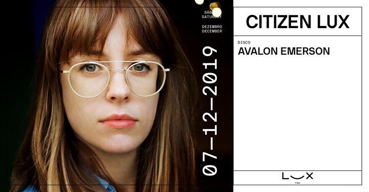 Citizen Lux: Avalon Emerson x Inês Duarte