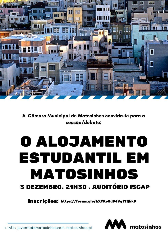 O Alojamento Estudantil em Matosinhos