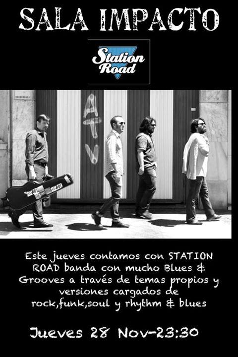 STATION ROAD funk,blues ,soul...
