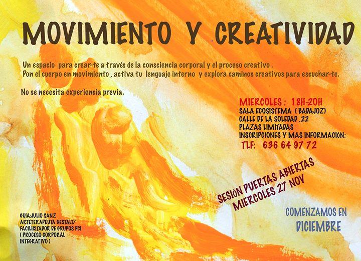 Movimiento y Creatividad - Julio Sanz