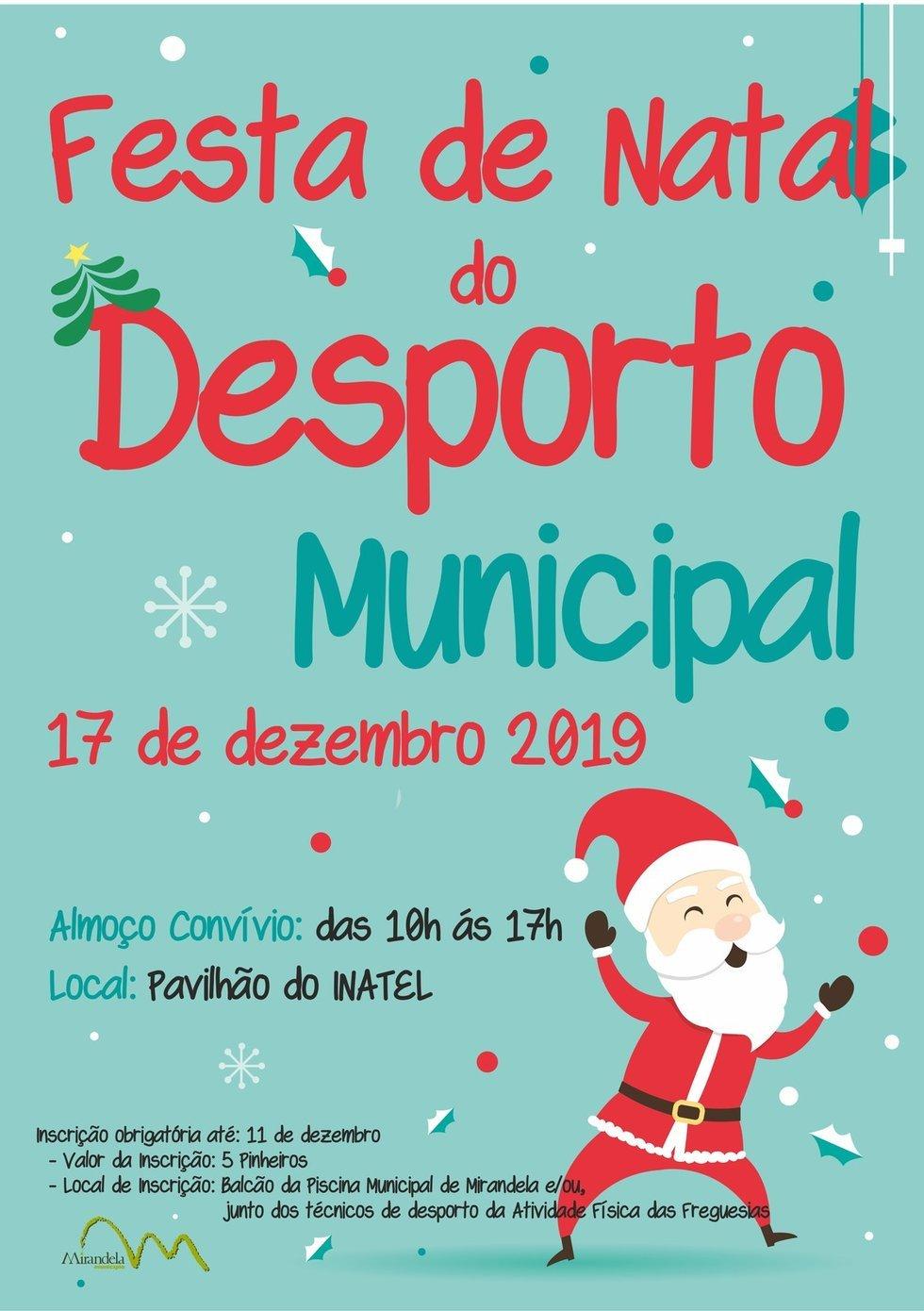 Festa de Matal do Desporto Municipal