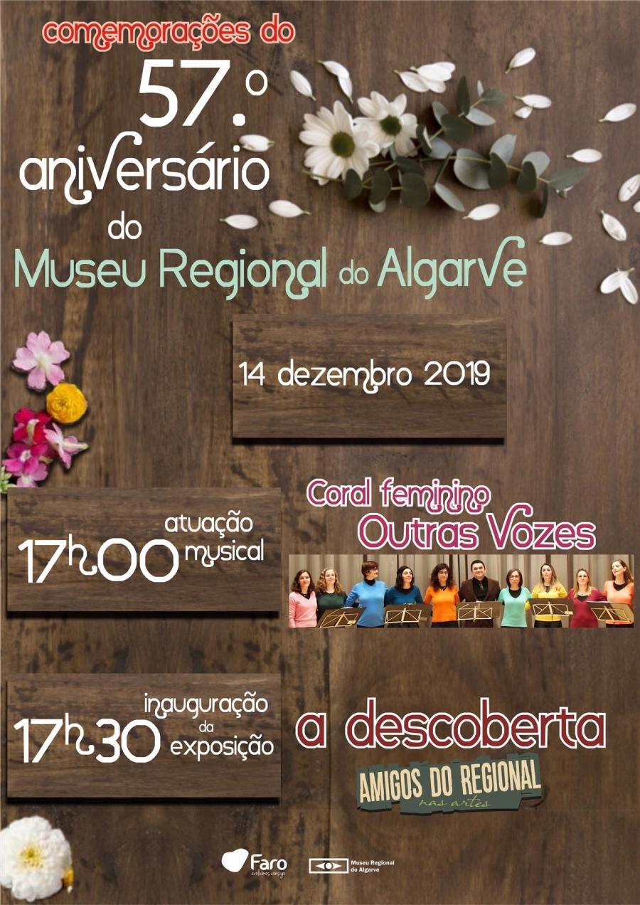 57.º Aniversário do Museu Regional do Algarve